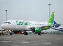 Citilink Pakai Airbus A320 untuk Mudik Lebaran