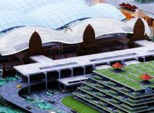 Terminal Baru Bandara Ngurah Rai Siap Dioperasikan September 2013
