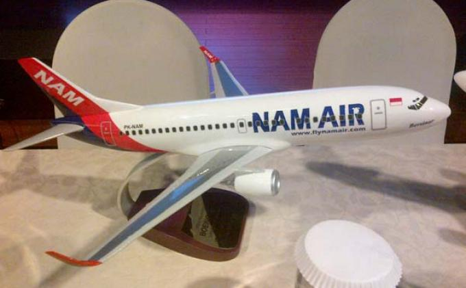 Profile Maskapai Penerbangan NAM Air