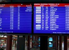 Daftar Peringkat Maskapai Penerbangan Yang Tepat Waktu