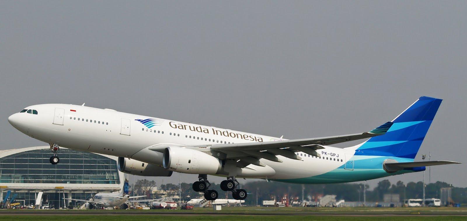 Garuda Indonesia Tambah Penerbangan Jakarta Osaka 4 Kali Seminggu