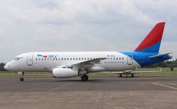Sky Aviation Buka Rute Penerbangan Jogja-Lampung
