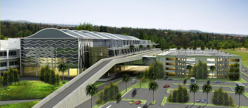 Terminal Baru Bandara Sepinggan Balikpapan Beroperasi