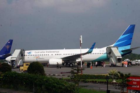 Garuda Indonesia Buka Rute Semarang ke Bandara Halim Perdanakusuma