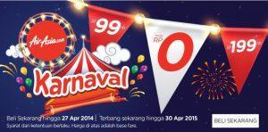 Promo Karnaval AirAsia