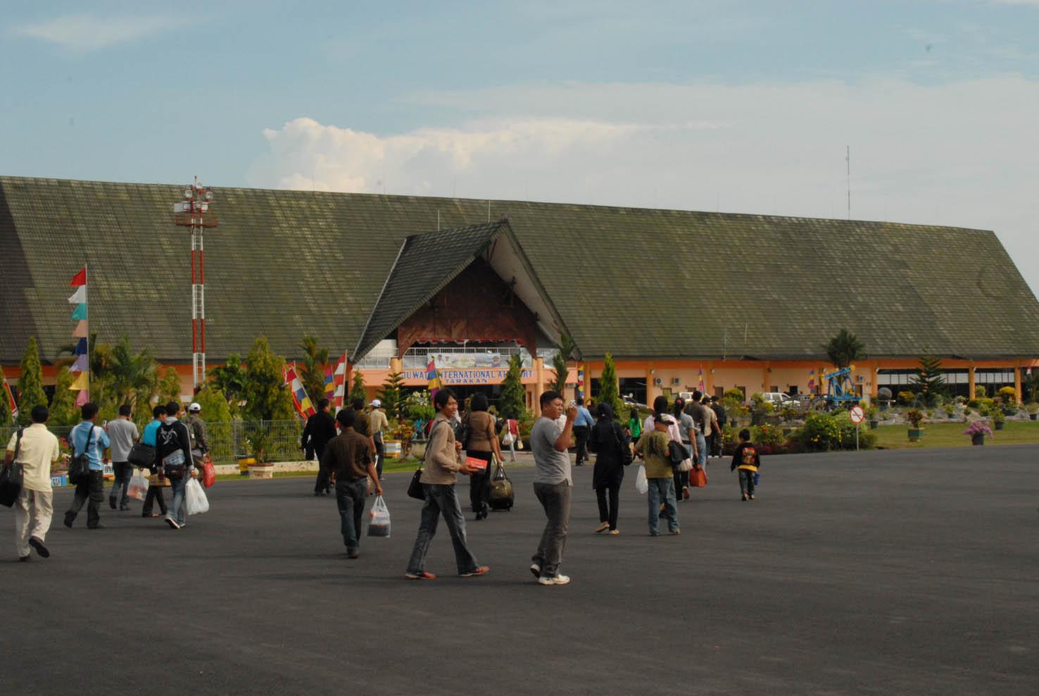 Bandara Juwata Tarakan Akan Dikelola Angkasa Pura II