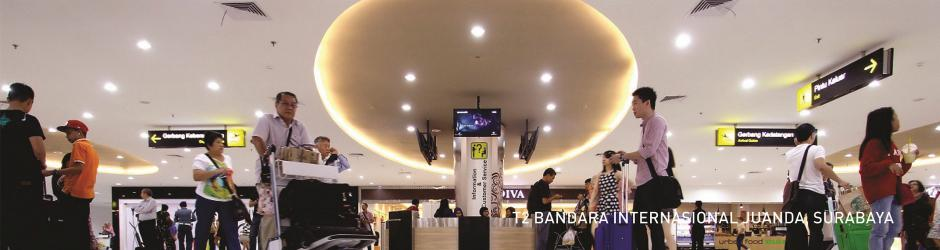 Bandara Dibawah Angkasa Pura I Akan Terapkan Silent Airport