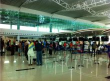 Peresmian Terminal Baru Bandara Sepinggan