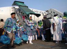 Jadwal Keberangkatan dan Kepulangan Jamaah Haji Embarkasi Jakarta-Pondok Gede 1435 H / 2014 M