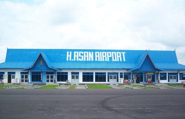Akibat Asap, Bandara Sampit Ditutup Sementara