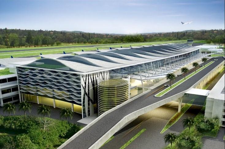 Bandara Sultan Aji Muhammad Sulaiman Nama Baru Bandara Sepinggan Balikpapan
