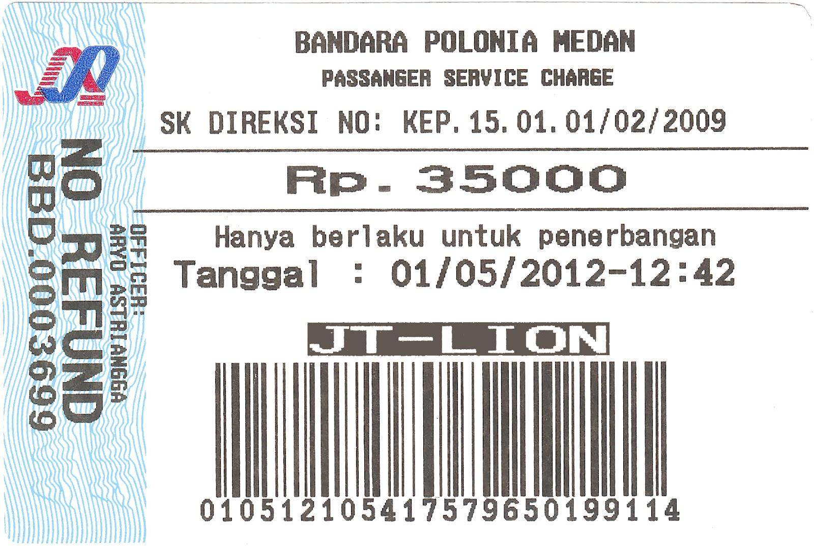 Garuda Indonesia Pisahkan Airport Tax dari Harga Tiket