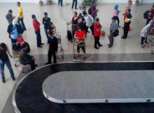 Simulasi Terminal Baru Bandara Supadio Pontianak
