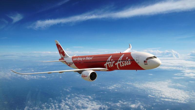 Izin AirAsia Rute Surabaya Singapura Dibekukan Sementara