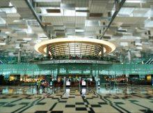Bandara Changi Singapura Bandara Terbaik Dunia