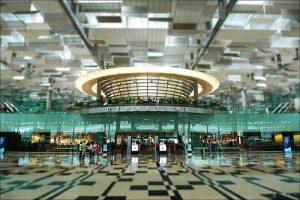 Terminal Bandara Changi