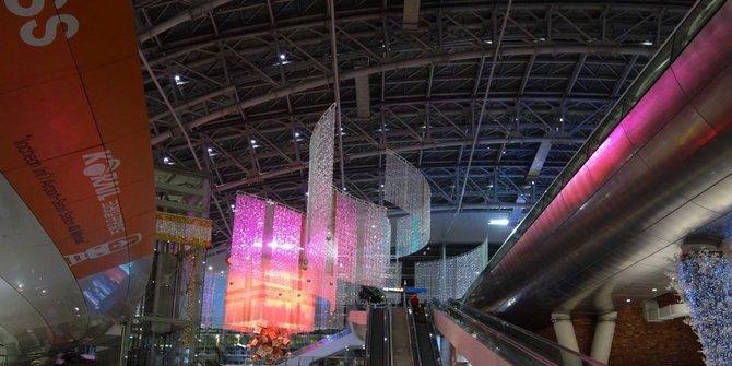 10 Bandara Terbaik di Asia 2015