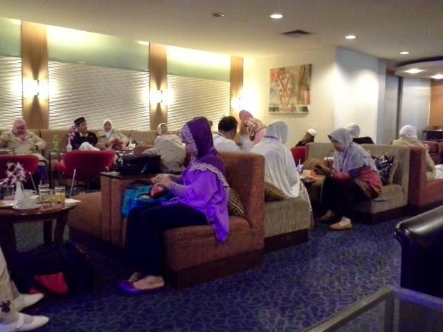 Lounge Umroh Bandara Soekarno Hatta