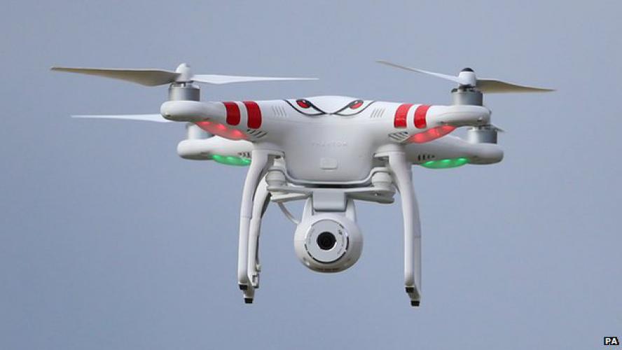 Drone Dilarang Terbang di KKOP Bandara