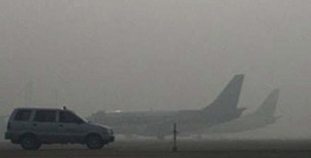 Akibat Asap, Bandara Sultan Syarif Kasim (SSK) II Pekanbaru Masih Tutup