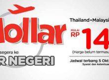 Tiket Promo AirAsia Jakarta Singapura Hanya 1 Dollar