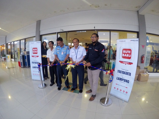 Rute Baru Sriwijaya Air Jogja Lampung