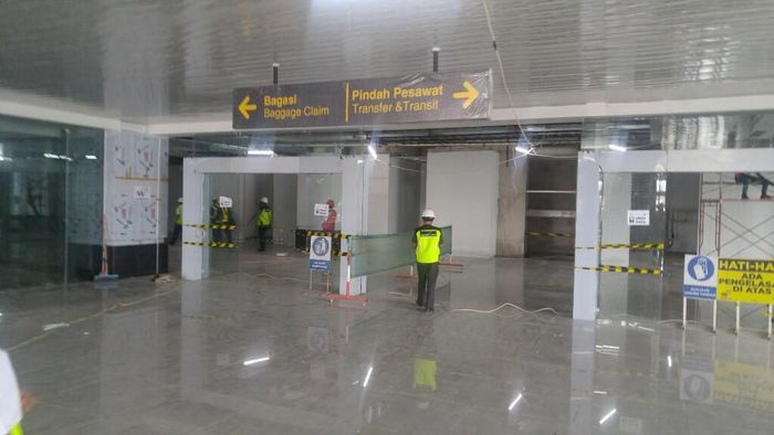 Bandara Baru Ahmad Yani Siap Dioperasikan Menjelang Mudik Lebaran