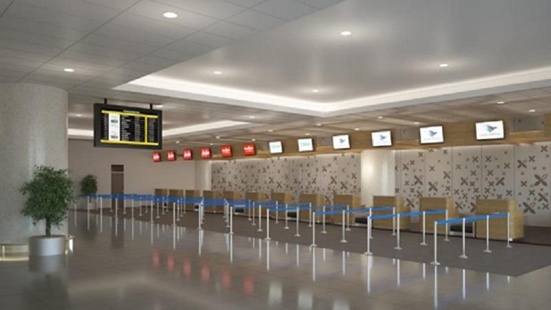 Checkin Bandara NYIA