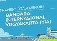 Transportasi menuju Bandara YIA